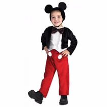 Disfraz De Mickey Mouse Para Niños Fiesta Piñata