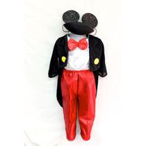 Disfraz De Mickey Mouse Muy Bonito Disfraces Micky Mimi