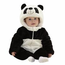 Disfraz De Oso Panda Para Bebes Envio Gratis