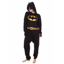 Pijama Mameluco De Batman Para Adultos Envio Gratis