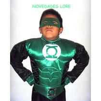Disfraz Linterna Verde Disfraces Capitan America Spiderman