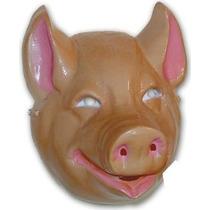 Máscara-cerdo Costume Rubie Costume Co Animal