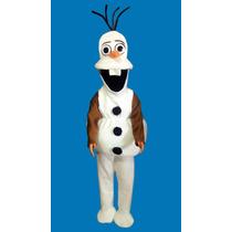 Disfraz Olaf Frozen Para Niños 2 A 6 Años