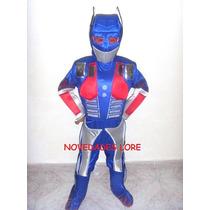 Disfraz Transformers Optimus Prime Bumblebe Iron Man Buzz