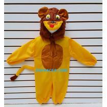 Disfraz Leon Disfraces Rana Perro Catarina Cebra Gato Gorila