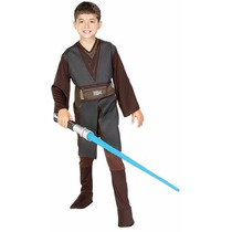 Disfraz Niño Anakin Skywalker Star Wars Original Marca Rubie