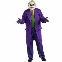 Disfraz Adulto Hombre Deluxe Guason Batman Dark Knight