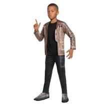 Disfraz Talla 10 A 12 Años Finn Star Wars Niño