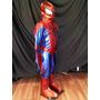Disfraz De Spider Man