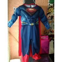Superman, Capitan America Iron Man Disfraz