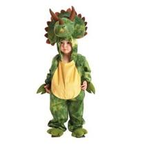 Disfraz Triceratops Dinosaurio Niño Halloween