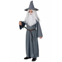 Disfraz De Gandalf Señor De Los Anillos Para Niños