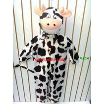 Disfraz De Vaca Vaquita Disfraces Primavera Leon Tucan Pollo