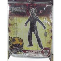 Dr.veneno Disfraz Transformers Megatron Talla 4-6