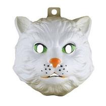 Vestuario Co Animal Mask-cat Costume Rubie