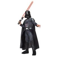 Disfraz Lujo Talla 8 Años Darth Vader Star Wars Niño