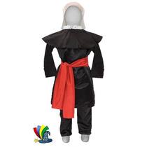 Disfraz Miguel Hidalgo Independencia De Mexico Para Niño