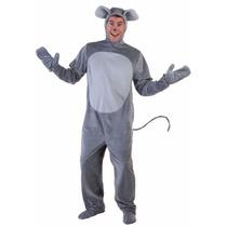 Disfraz De Raton Rata Para Adultos Envio Gratis
