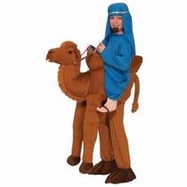 Disfraz De Rey Mago En Camello Navidad Para Niños