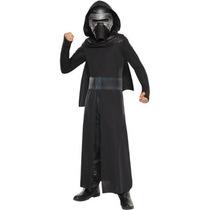 Disfraz Talla 4 A 6 Kylo Ren Star Wars Niño Con Mascara