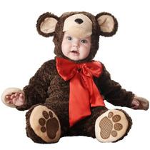 Disfraz De Oso Teddy Bebe Primavera Animales 6 A 24 Meses