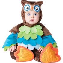 Oferta Disfraz De Buho Tecolote Para Bebes 6-12 Meses