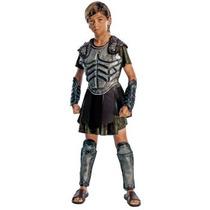 Disfraz De Perseo Furia De Titanes, Gladiador, Para Niños