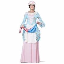 Disfraz Colonial Historico Para Damas Envio Gratis