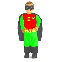 Superhéroe Halloween Costume - Robin Niño 2t-4t