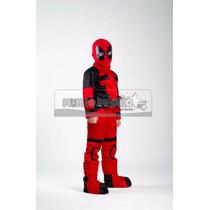Disfraz Estilo Deadpool