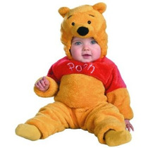 Winnie The Pooh Costume Deluxe - Infantil
