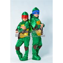 Disfraz Estilo Tortuga Ninja