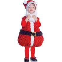 Disfraz De Santa Claus Para Bebes Y Niños, Envio Gratis