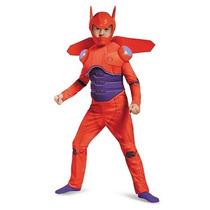 Disfraz Baymax Deluxe Big Hero 6 Grandes Heroes Disney Fiest