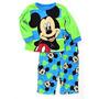 Mickey Mouse Del Niño Del Bebé De Los Pijamas