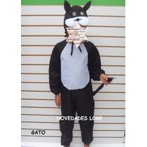 Disfraz De Gato Disfraces Gatito Para Festival Escolar