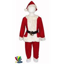 Disfraz Navidad Santa Claus Niño
