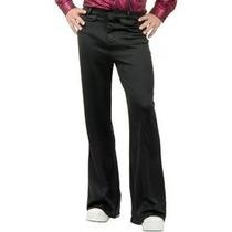 Pantalon Disco Negro Mn4