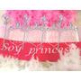 Paquete Fiesta Princesa,tiara,cetro,corona,collar.