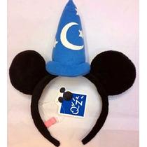 Orejas Mickey Mouse Con Gorro Fantasia Disney