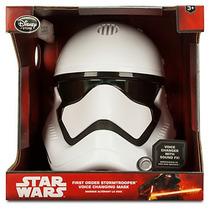 Star Wars Stormtrooper Mascara Con Voz Nuevo Pedido Especial