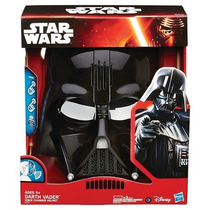 Star Wars Darth Vader Mascara Voz,sonidos Entrega Inmediata
