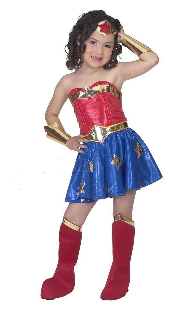 Disfraz Superman Mujer Disfraz de Lujo Mujer