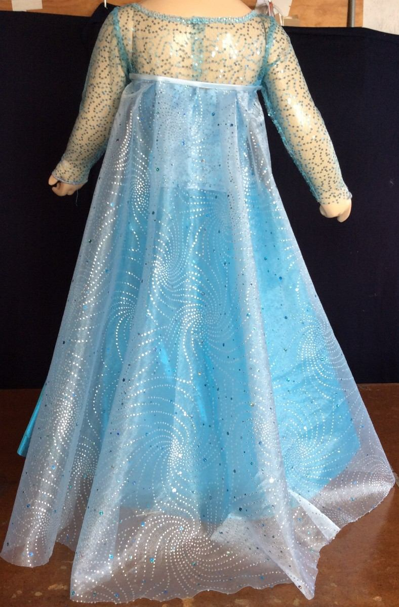 Disfraz Elsa de Frozen para Niña - [Tienda] Portal de