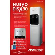 Dispensador De Agua Disx 30 Mirage Hidden Garrafón Oculto
