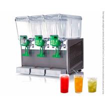 Enfriador Para Agua Maestrale Extra Con 3 Contenedores 20 L.