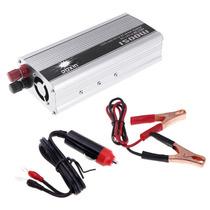 Inversor De Voltaje 12v D C - 110v A C, 1500 Watts