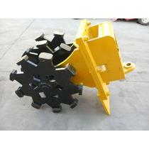Rueda Compactadora 24 Retroexcavadora Case Caterpillar