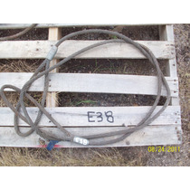 Eslinga O Estrobo De Cable De Acero 3.2 Metros De 1/2