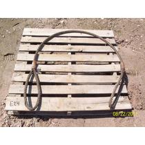Estrobo De Cable De Acero 2.5 Metros De 7/8 De Pulgada